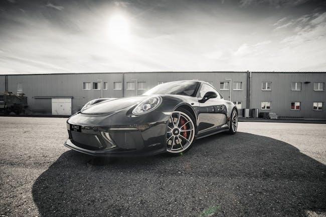 coupe Porsche 911 GT3 Touring