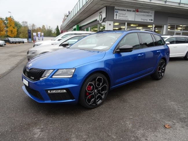 estate Skoda Octavia 2.0 TSI RS