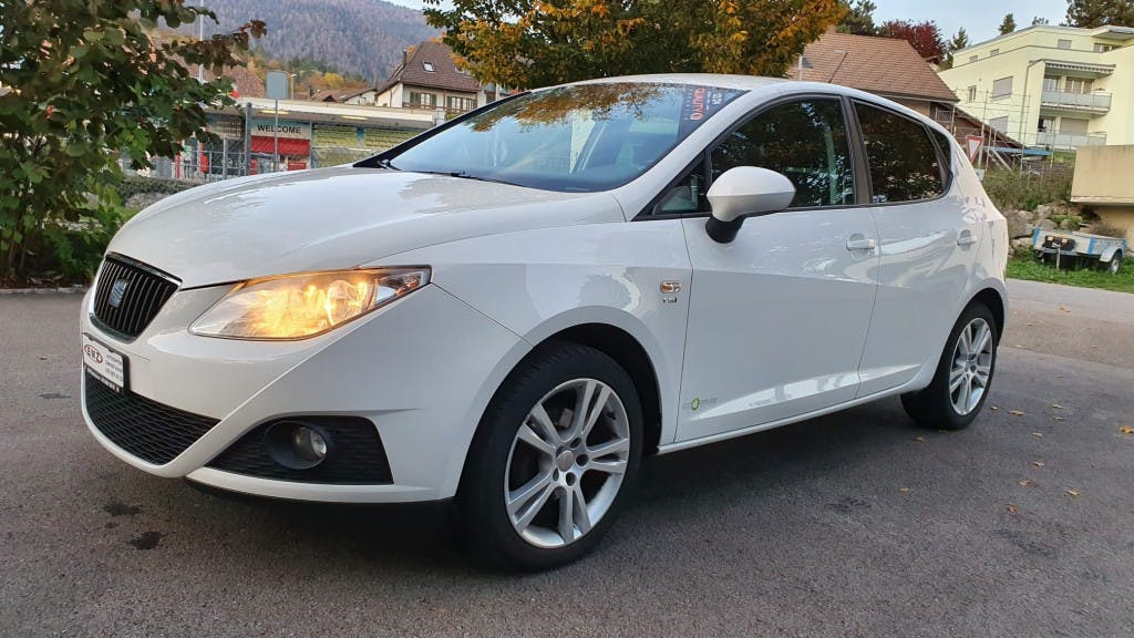 saloon SEAT Ibiza 1.2 TSI Style Eco Tech
