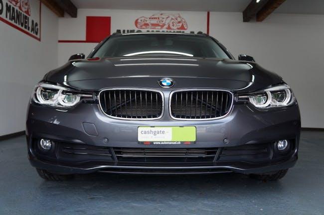 estate BMW 3er 318d Touring Steptronic