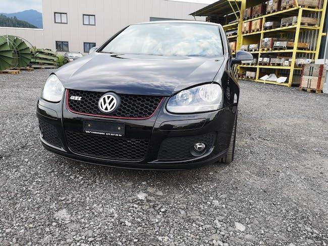 saloon VW Golf 2.0 TFSI GTI