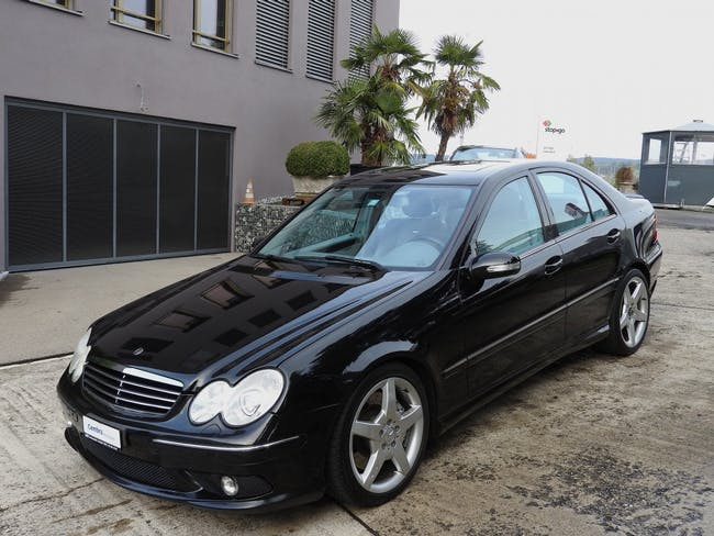 saloon Mercedes-Benz C-Klasse C 55 AMG Automatic