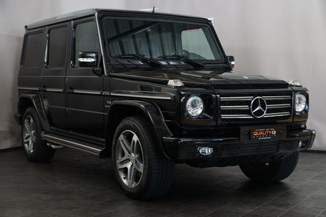 suv Mercedes-Benz G-Klasse G 55 AMG Automatic