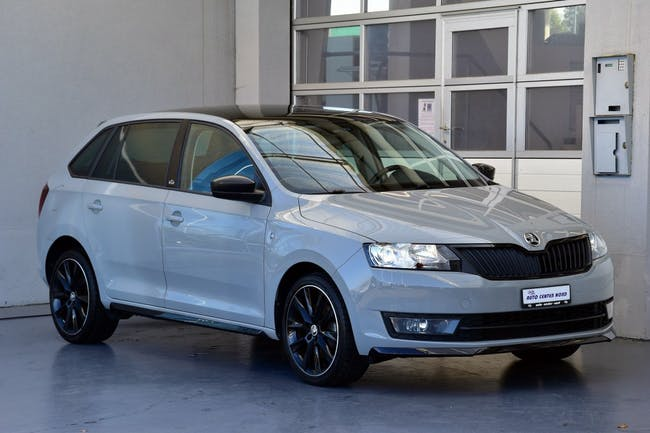 estate Skoda Rapid SB 1.2 TSI M.Carlo