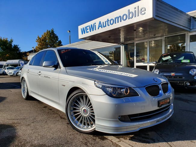 saloon BMW Alpina B5 S 4.4 V8