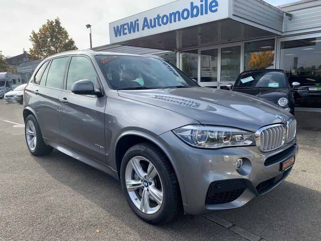 suv BMW X5 xDrive 50i Steptronic