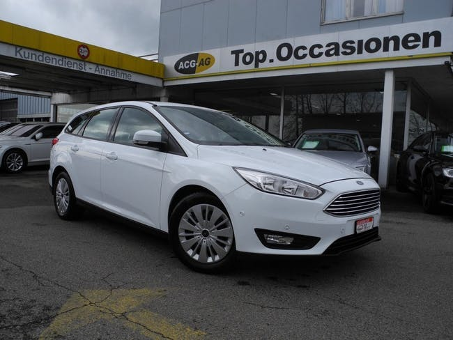 estate Ford Focus 2.0 TDCi Business PowerShift