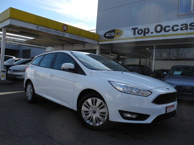 estate Ford Focus 1.5 TDCi Business PowerShift