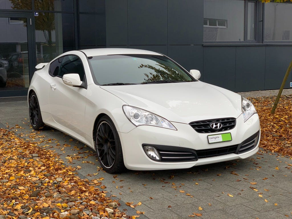 coupe Hyundai Coupé Genesis 2.0 Turbo