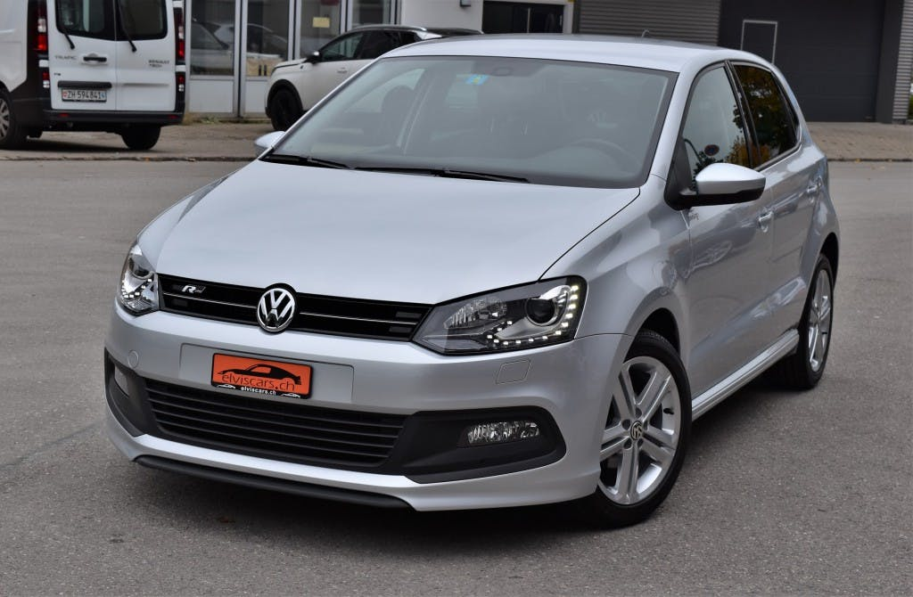 saloon VW Polo 1.2 TSI R-Line Design
