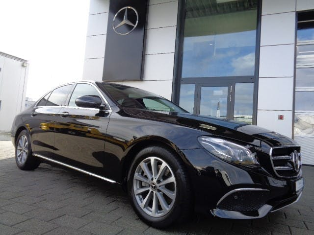 saloon Mercedes-Benz E-Klasse E 200 Avantgarde 4Matic 9G-Tronic