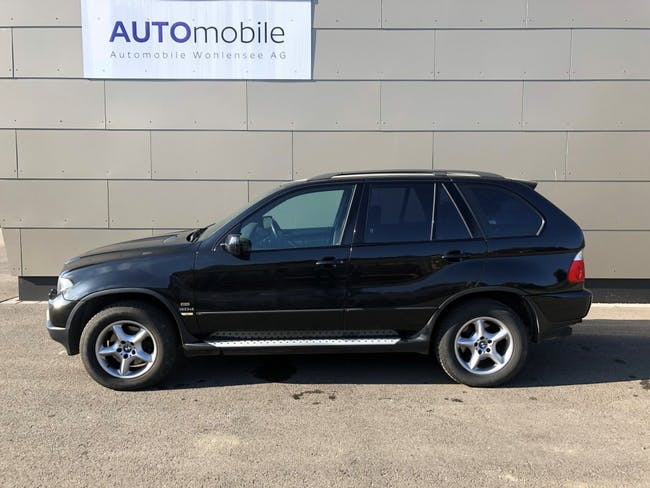 suv BMW X5 3.0d Automatic