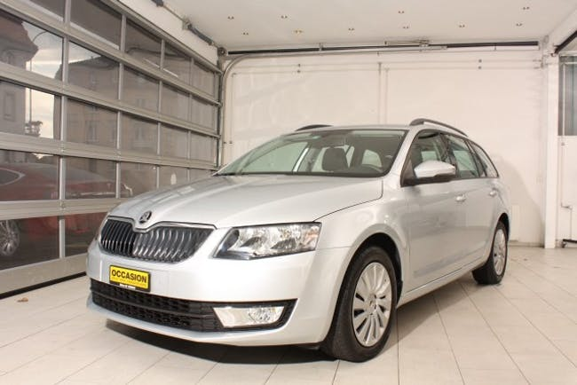 estate Skoda Octavia 1.6 TDI Ambition