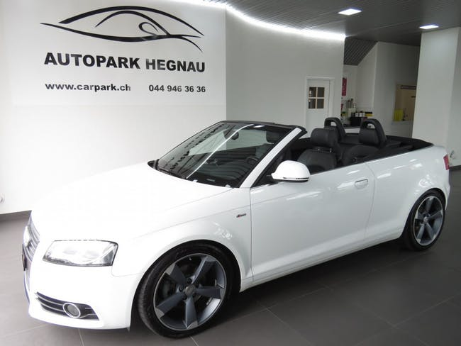 cabriolet Audi A3 Cabriolet 2.0 TDI Ambition S-tronic