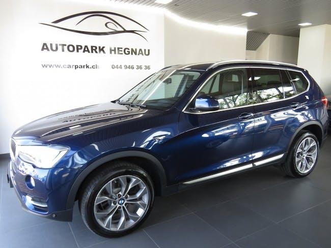 suv BMW X3 xDrive 35d xLine Steptronic (mit AHK)