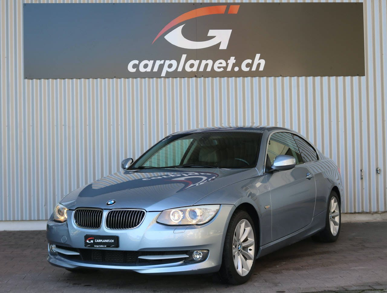 coupe BMW 3er 335i Coupé xDrive