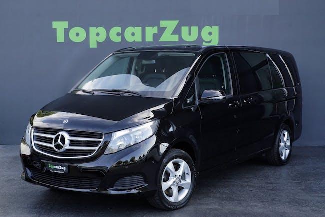 van Mercedes-Benz V-Klasse V 250 d L 4Matic***8Plätzer***