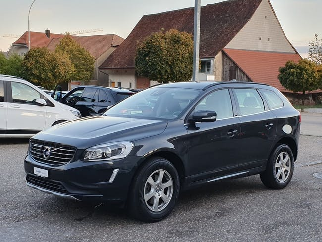 suv Volvo XC60 T5 Momentum Geartronic