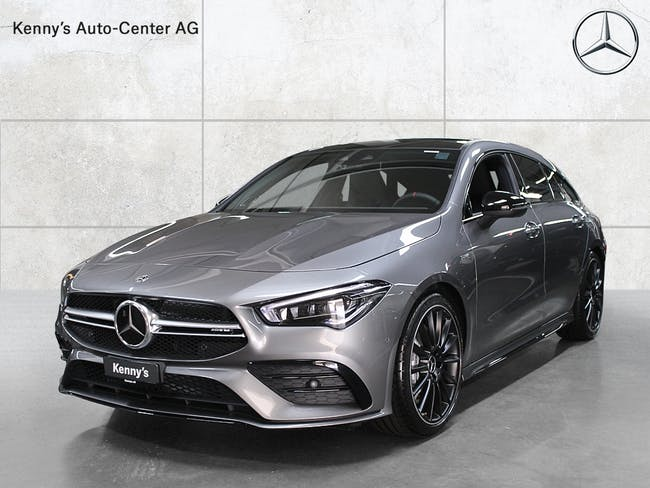 estate Mercedes-Benz CLA-Klasse CLA 35 AMG 4m Shooting Brake