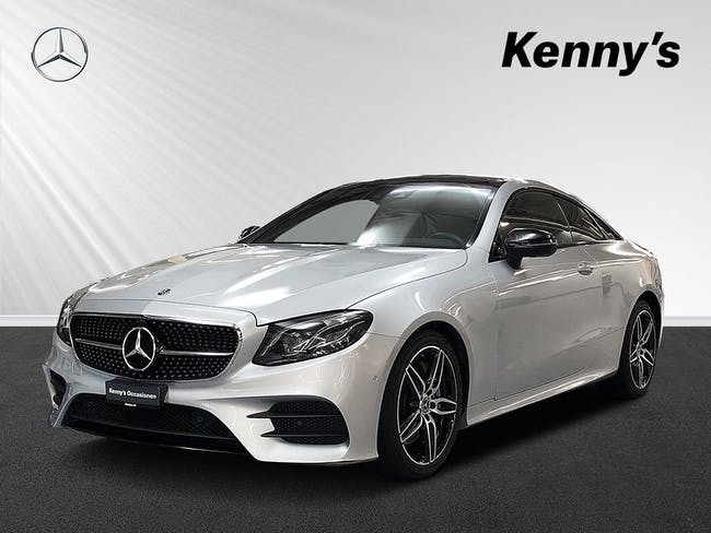 coupe Mercedes-Benz E-Klasse E 300 Coupé AMG Line