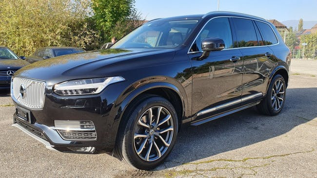 suv Volvo XC90 D5 AWD Inscription Geartronic