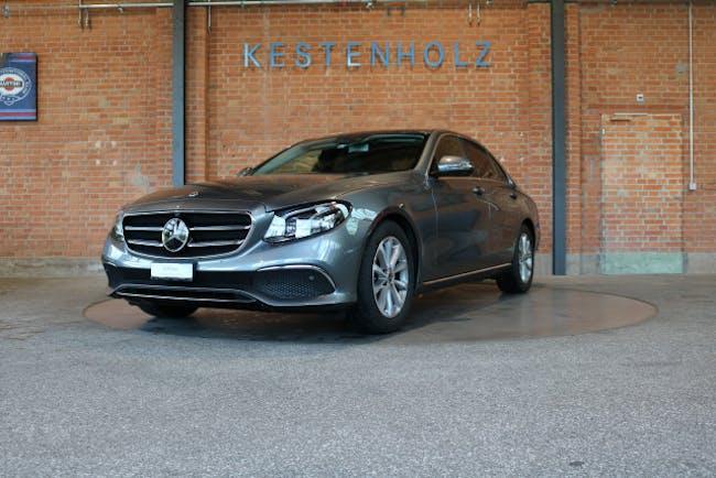 saloon Mercedes-Benz E-Klasse E 200 d Avantgarde