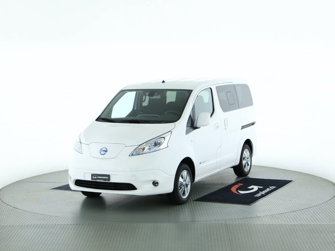 bus Nissan NV200 e-Kombi Elektro Evalia 5