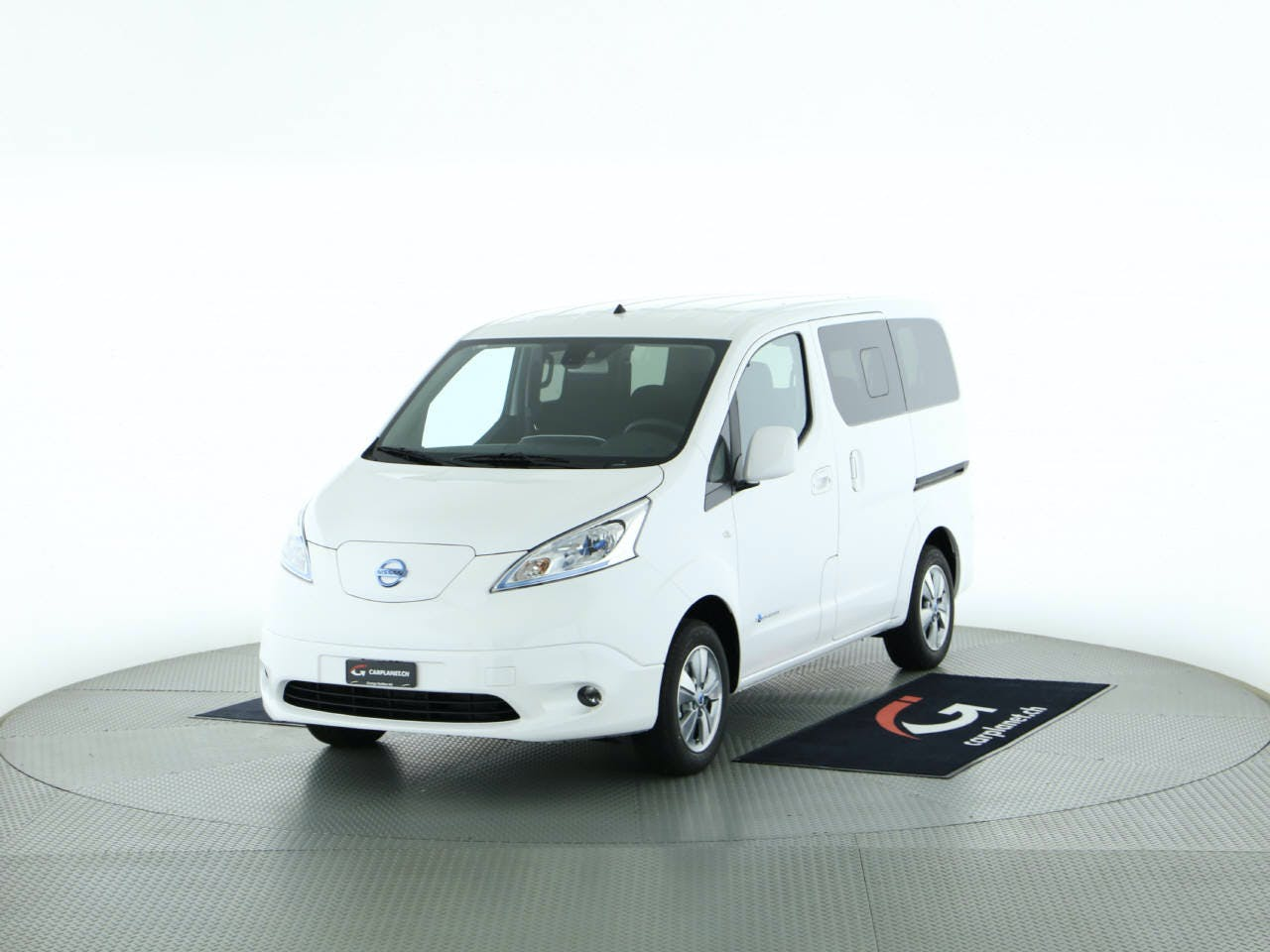 bus Nissan NV200 e-NV200 Kombi Elektro Evalia 5