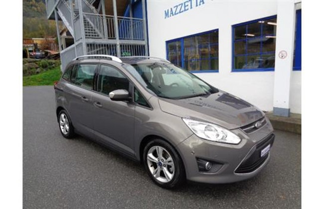 van Ford C-Max Grand C-Max 1.6i EB SCTi 150 Carving S/S