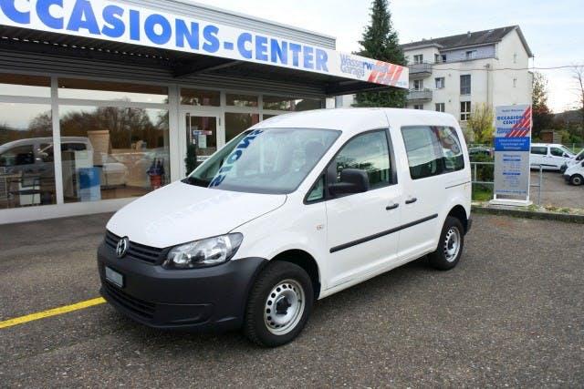bus VW Caddy 2.0TDI 4Motion