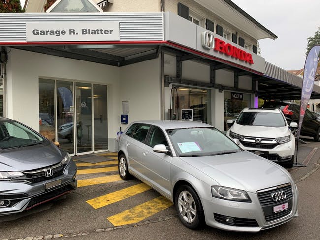 saloon Audi A3 1.4 TFSI Attraction S-tronic