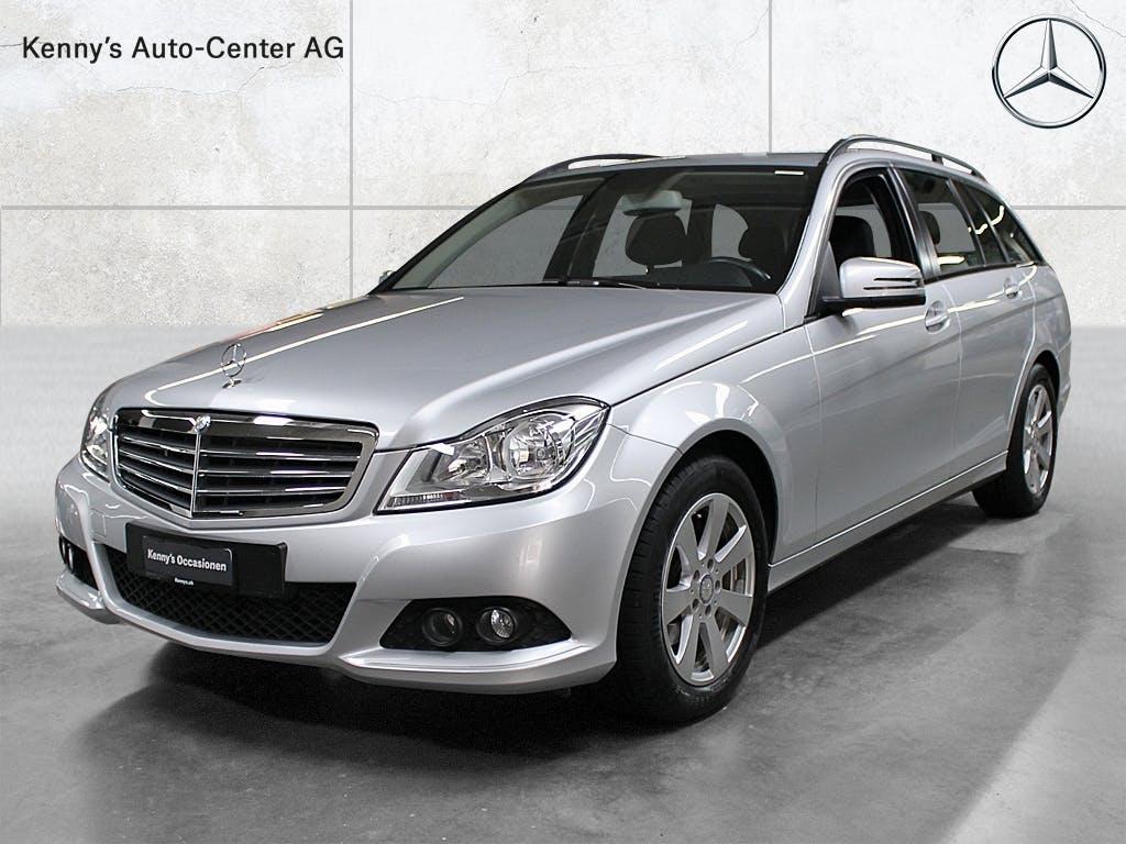 estate Mercedes-Benz C-Klasse C 200 d Kombi