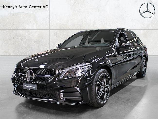estate Mercedes-Benz C-Klasse C 220 d AMG Line 4Matic Kombi