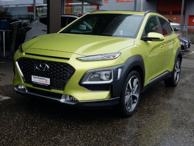 suv Hyundai Kona 1.6 T-GDi Vertex 4WD MY20