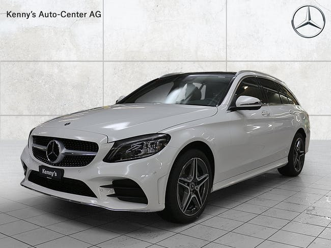 estate Mercedes-Benz C-Klasse C 220 d Swiss Star AMG Line 4m Kombi