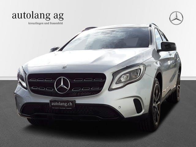 suv Mercedes-Benz GLA-Klasse GLA 200 Night Star