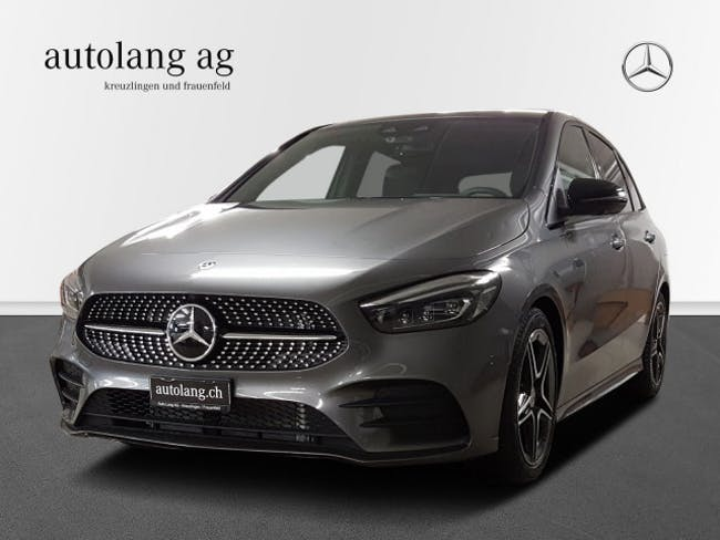 saloon Mercedes-Benz B-Klasse B 200 AMG Line