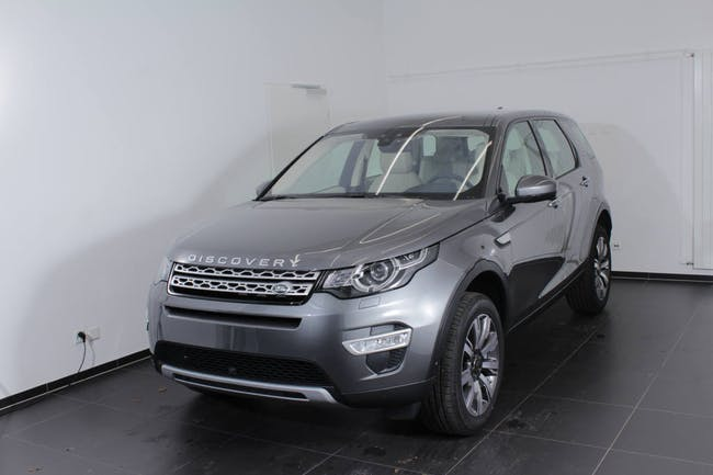 saloon Land Rover Discovery Sport 2.0 TD4 180 HSE Luxury