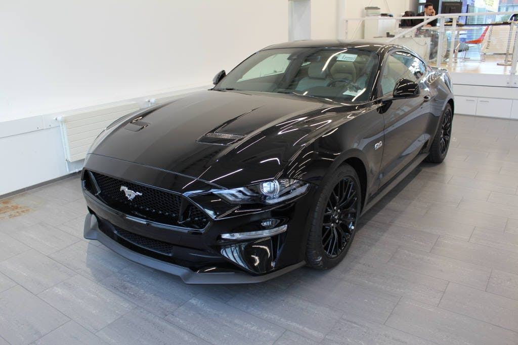 coupe Ford Mustang 5.0 V8 GT
