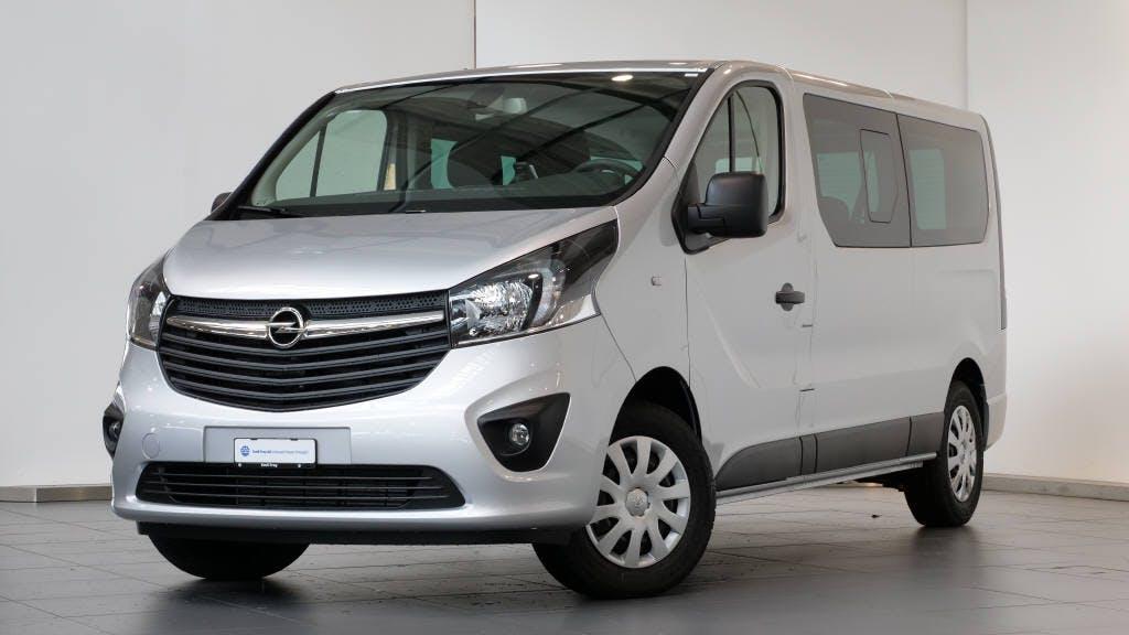 bus Opel Vivaro 1.6 CDTI 120 S/S Combi+