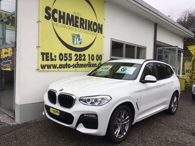 suv BMW X3 xDrive 20i M Sport Steptronic
