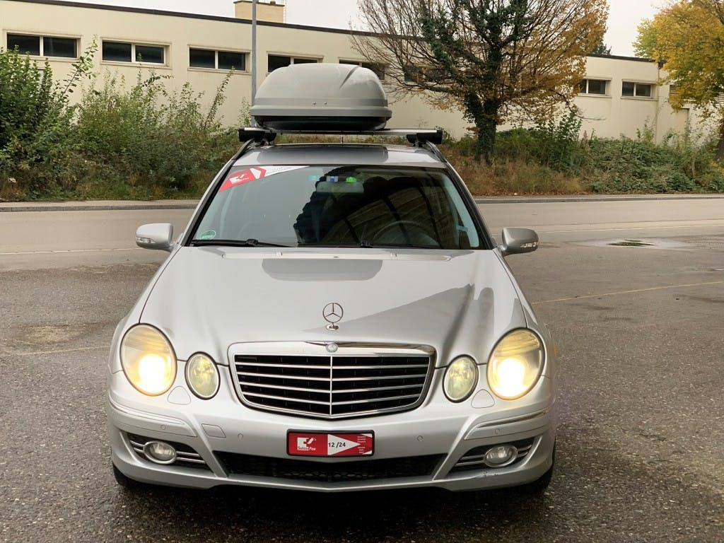 estate Mercedes-Benz E-Klasse E 280 CDI Avantgarde
