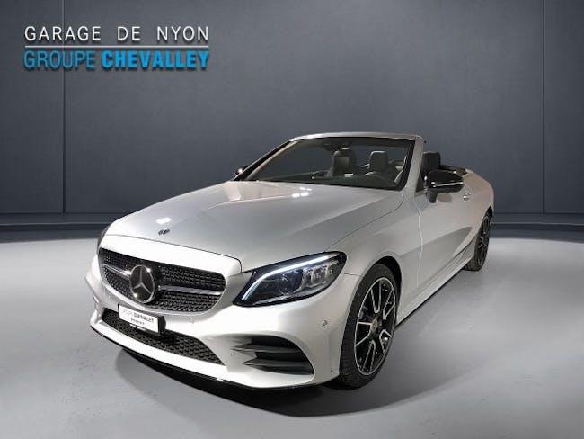cabriolet Mercedes-Benz C-Klasse C 200 AMG Line 4Matic