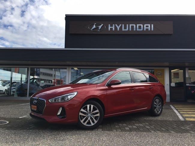 estate Hyundai i30 Wagon 1.6 CRDi Amplia