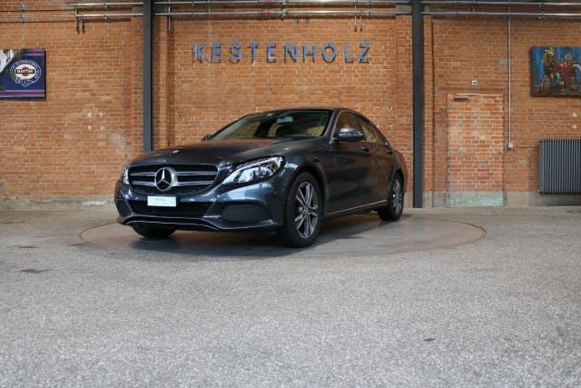 saloon Mercedes-Benz C-Klasse C 220 BlueTEC Avantgarde