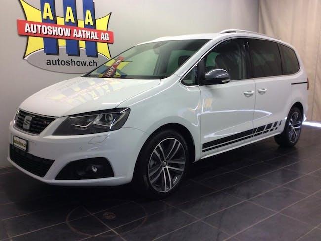 van SEAT Alhambra 2.0TDI FR 4x4