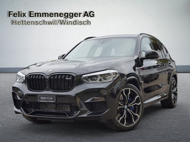 estate BMW X3 M xDrive Competition