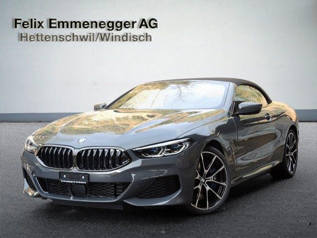 cabriolet BMW 8er 840d xDrive