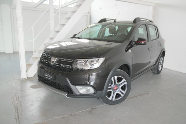 saloon Dacia Sandero Ultimate TCe 90