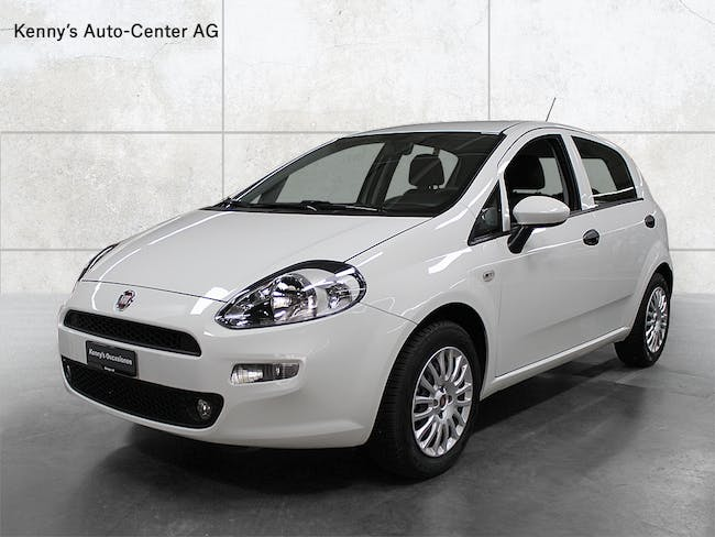 saloon Fiat Punto 1.2 8V Cool S/S